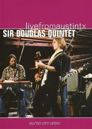 Rent Sir Douglas Quintet: Live from Austin, TX Online DVD Rental