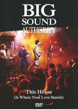 Rent Big Sound Authority: This House Is Where Your Love Stands Online DVD Rental