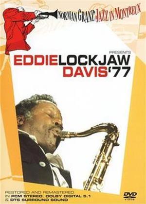 Rent Eddie Lockjaw Davis: '77: Norman Granz Jazz in Montreux Online DVD Rental