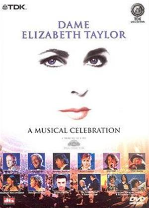 Rent Dame Elizabeth Taylor: A Musical Celebration Online DVD Rental
