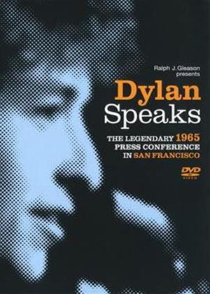 Rent Dylan Speaks: The 1965 Press Conference in San Francisco Online DVD Rental