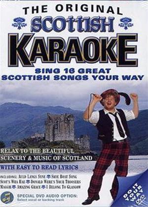 Rent The Original Scottish Karaoke Online DVD Rental