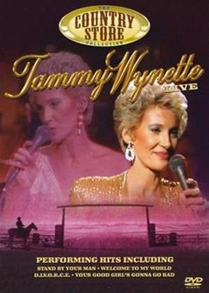 Rent Country Store Collection: Tammy Wynette Live Online DVD Rental