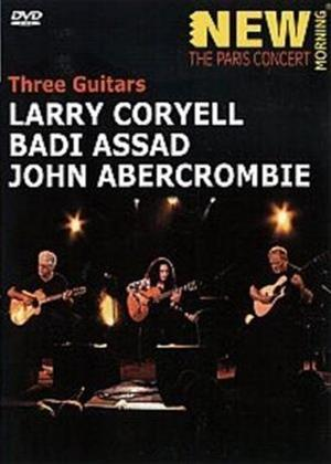 Rent Larry Coryell, Badi Assad and John Abercrombie: The Paris Concert Online DVD Rental