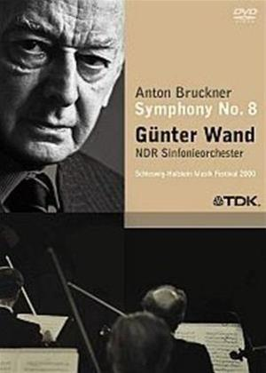 Rent Gunter Wand: Anton Bruckner Symphony No. 8 Online DVD Rental