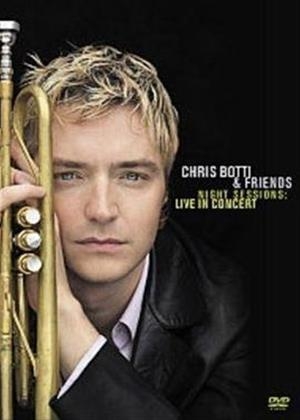 Rent Chris Botti: Night Sessions Live Online DVD Rental
