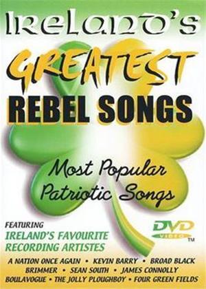 Rent Ireland's Greatest Rebel Songs Online DVD Rental