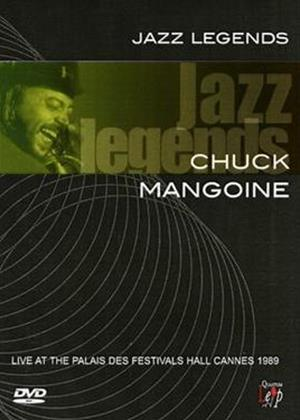 Rent Chuck Mangione: Live at the Palais Des Festivals Hall Cannes Online DVD Rental