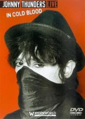 Rent Johnny Thunders: Live in Cold Blood Online DVD Rental