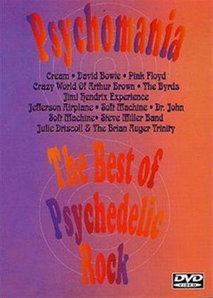 Rent Psychomania: Various Artists Online DVD Rental