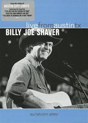 Rent Billy Joe Shaver: Live from Austin, TX Online DVD Rental