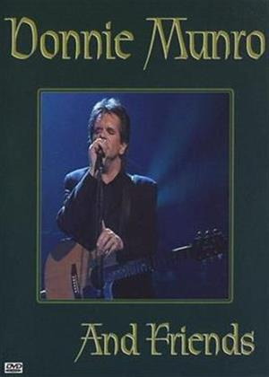 Rent Donnie Munro and Friends Online DVD Rental