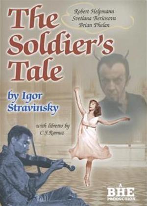 Rent The Soldier's Tale Online DVD Rental