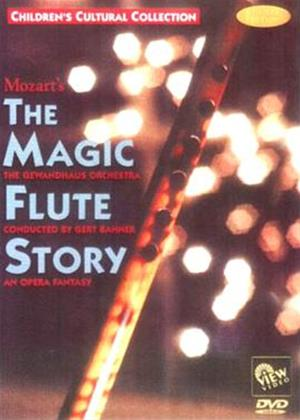 Rent Mozart's the Magic Flute Story Online DVD Rental