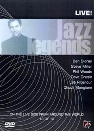 Rent Jazz Legends: Live: Vol.13 Online DVD Rental