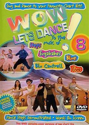 Rent Wow! Let's Dance: Vol.8 Online DVD Rental