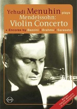 Rent Yehudi Menuhin: Plays Mendelssohn Online DVD & Blu-ray Rental