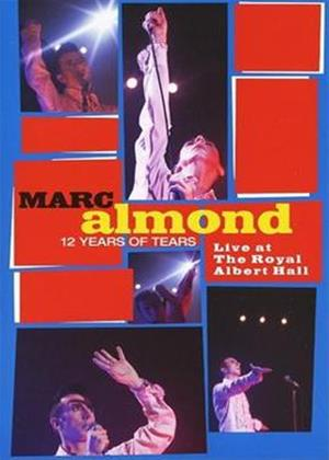 Rent Marc Almond: 12 Years of Tears: Live at the Royal Albert Hall Online DVD Rental