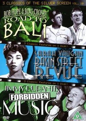 Rent Basin Street Revue / Forbidden Music Online DVD Rental