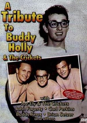 Rent A Tribute to Buddy Holly and the Crickets Online DVD Rental