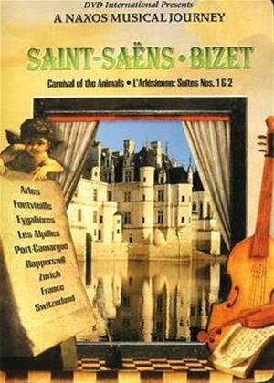 Rent Saint-Saens: Carnival of the Animals / Bizet: L'Arlesienne Online DVD Rental