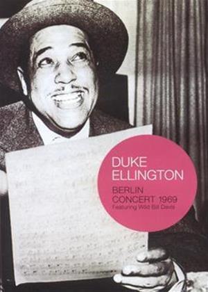Rent Duke Ellington: Berlin Concert Online DVD Rental