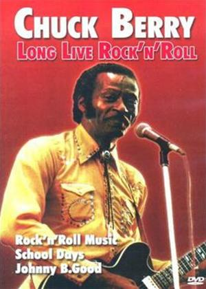 Rent Chuck Berry: Long Live Rock'n'Roll Online DVD Rental