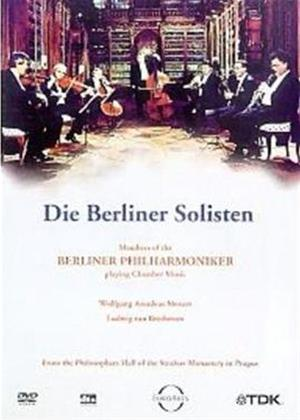 Rent Die Berliner Solisten Online DVD Rental