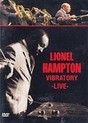 Rent Lionel Hampton: Vibratory Live Online DVD Rental