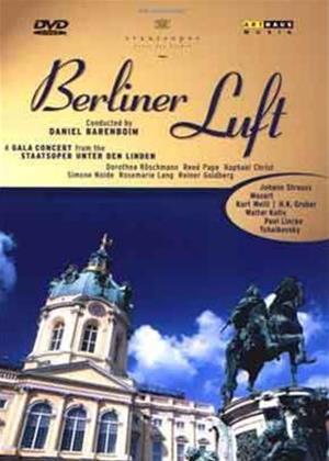 Berliner Luft: New Year's Concert Online DVD Rental