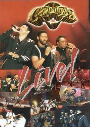Rent Commodores: Live! Online DVD Rental