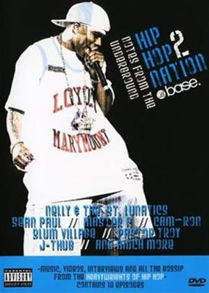 Rent Hip-Hop Nation: Notes from the Underground: Vol.2 Online DVD Rental