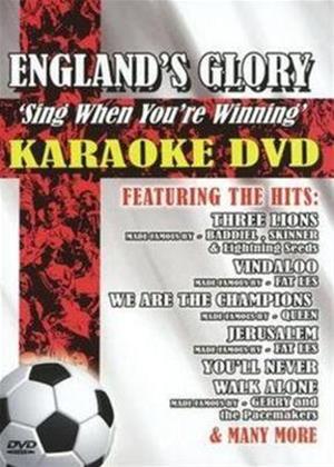 Rent England's Glory: Football Karaoke Online DVD Rental