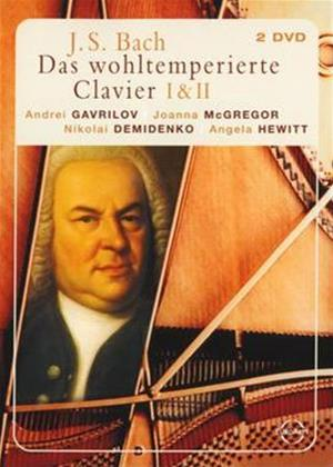 Rent Bach: The Well-Tempered Clavier Online DVD Rental
