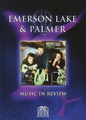 Rent Emerson, Lake and Palmer: Music in Review Online DVD Rental