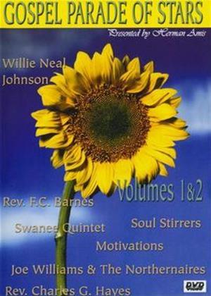Rent Gospel Parade of Stars: Vols. 1 and 2 Online DVD Rental