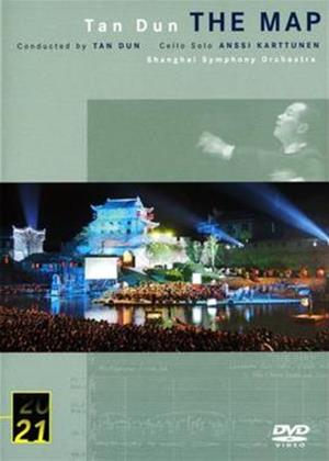 Rent Tan Dun: The Map Online DVD Rental