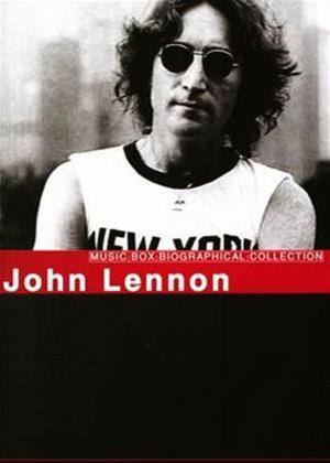 Rent John Lennon: Music Box Biography Online DVD Rental