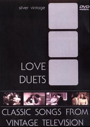 Rent Love Duets: Classic Songs from Vintage Television Online DVD Rental