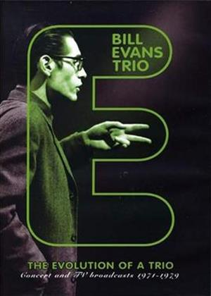 Rent Bill Evans Trio: The Evolution of a Trio 1971 to 1979 Online DVD Rental