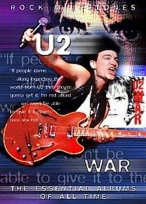 Rent U2: War Online DVD Rental