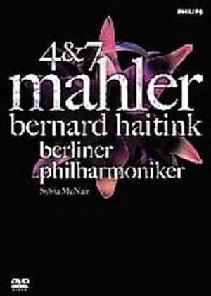 Rent Mahler: Symphony No.4 and 7 Online DVD Rental