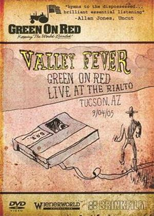 Rent Green on Red: Valley Fever: Live at the Rialto Online DVD Rental