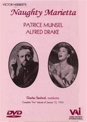 Rent Victor Herbert: Naughty Marietta / Munsel / Drake Online DVD Rental