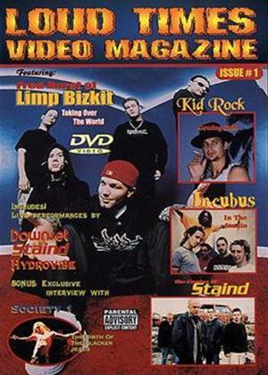 Rent Loud Times Video Magazine: Vol.1 Online DVD Rental