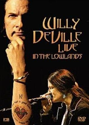Rent Willy DeVille: Live in the Lowlands Online DVD Rental