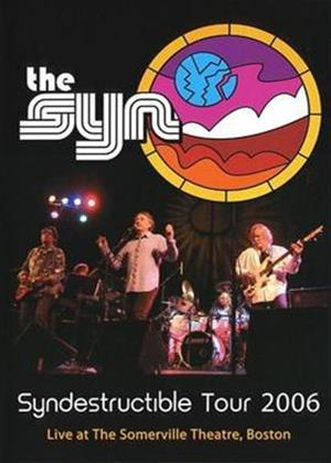 Rent The Syn: Syndestructible Tour Online DVD Rental