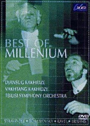 Rent Best of Millennium Online DVD Rental