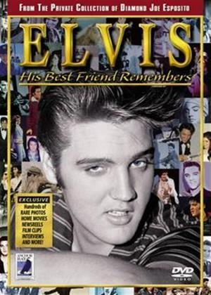 Rent Elvis Presley: His Best Friend Remembers Online DVD Rental