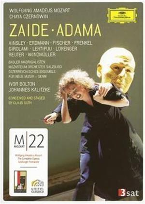 Rent Mozart 22: Zaide: Adama Online DVD Rental